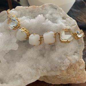 Lele Sadoughi Big Gems Necklace